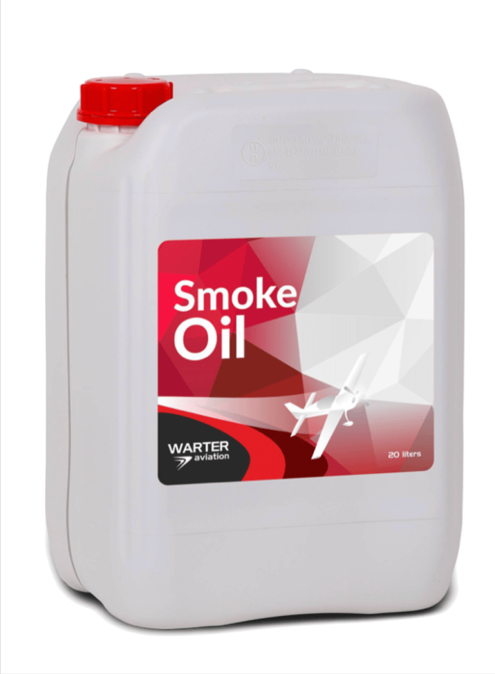 Warter Aviation Smoke Oil