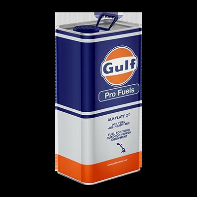 GULF PRO FUELS 2T – Alkylate gasoline