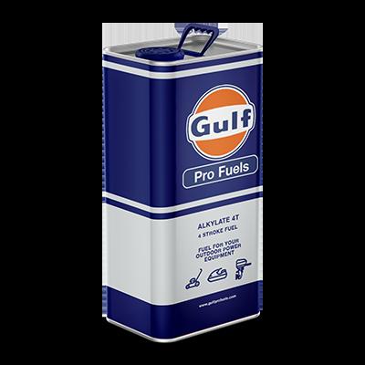 GULF PRO FUELS 4T – Alkylate gasoline